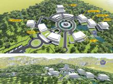 Pusat Rehabilitasi Narkoba dengan Rehabilitasi Sosial Qur'anic Healing di Batu-Malang